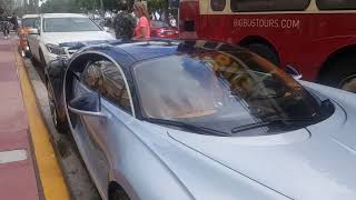 Bugatti on South Beach