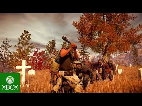 State of Decay: YOSE Day One Edition Steam Key GLOBAL - video trailer