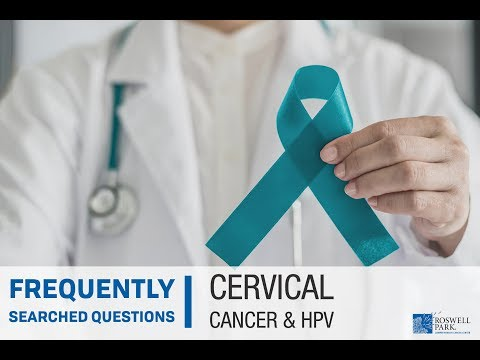 Hpv high risk cervical