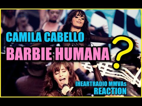 CAMILA CABELLO ARRASOU COMO BARBIE ? | iHeartRadio Much Music Video Awards 2017