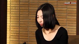 「きことわ」で第144回芥川賞を受賞した朝吹真理子さん