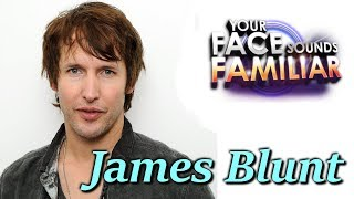 James Blunt From All Over The World - You're Beautiful - Your Face Sounds Familiar