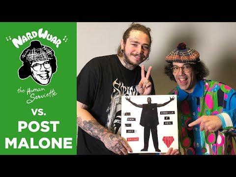 Nardwuar vs. Post Malone