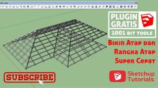 1001bit tools sketchup tutorial - TH-Clip