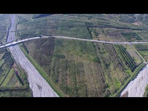 107中樞植樹場地為串聯海岸山脈與中央山脈,建置長2 .5公里、300~500公尺寛生態廊道的示範場地(東段-海岸山脈)