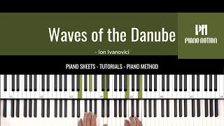 Waves of the Danube