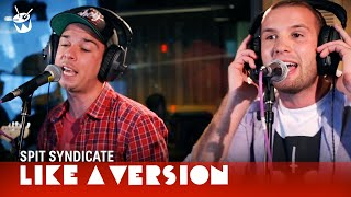 Spit Syndicate cover Disclosure 'Latch' for Like A Version