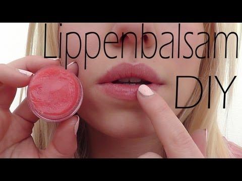 DIY - Lippenbalsam ♥