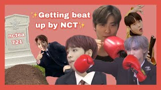 tier ranking how well i'd do in a fight against nct
