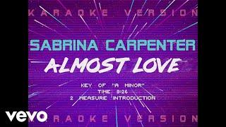 Sabrina Carpenter   Almost Love