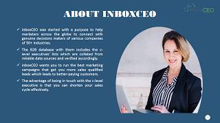 How To Find & Purchase CEO Email & Mailing List in the USA & UK?