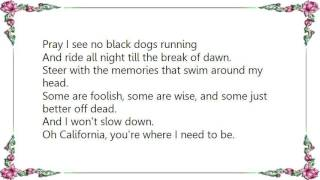 Chuck Ragan - 10 West Lyrics
