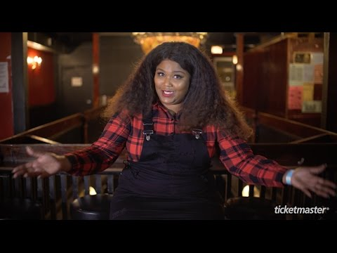 Get To Know Lizzo - Ticketmaster