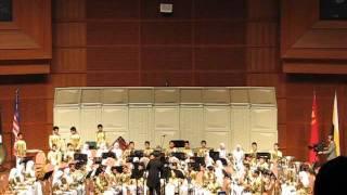 Finale Pertandingan Wind Orkestra 2011 - Sek Men Sains Machang