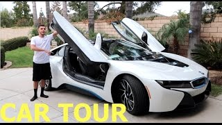 2017 BMW i8 TEST DRIVE + CAR TOUR!!