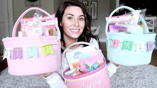 WHATS IN MY KIDS EASTER BASKETS?!