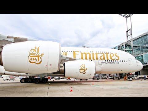 EMIRATES A380 & 777-300ER Economy Class Review | Zurich – Dubai – Delhi | Economy Week