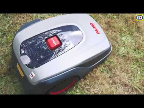 AL-KO Robolinho R500E 20V 20cm Robotic Lawnmower
