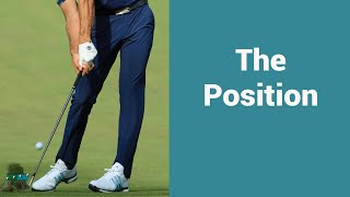 The Position: Why the Tour Pro's are so good! Can you learn this?