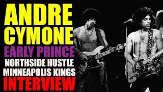 Andre Cymone Speaks On Early Days With Prince and The Rick James Feud (Recorded 2014)