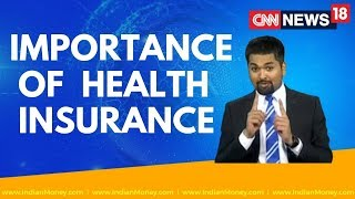 Importance Of Health Insurance | Money Doctor Show | EP : 261