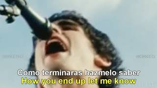 The All American Rejects - The Last Song [Lyrics English - Español Subtitulado]
