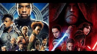 Black Panther vs The Last Jedi - Equality Done Right