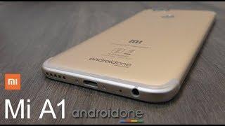 Xiaomi Mi A1 review  - क्या आपको इसे खरीदना चाहिए (भाग 1)