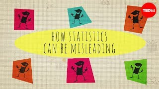 TED-Ed - How Statistics Can Be Misleading