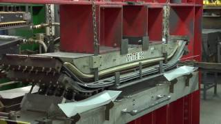 Burton Manufacturing Center: How To Make A Snowboard