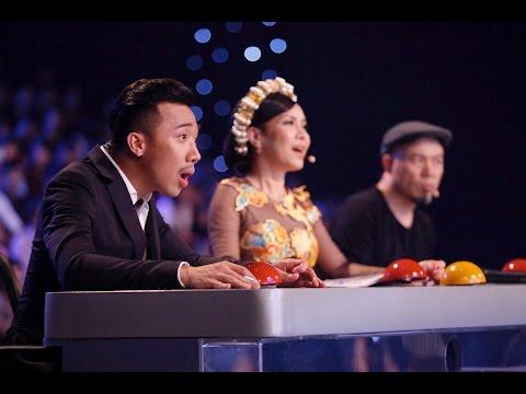 Độc tấu Đàn Nguyệt - Trung Lương - Vietnam's Got Talent 2016 - BÁN KẾT 4