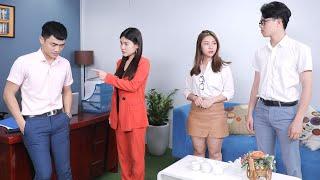 Nữ Chủ Tịch Giả Làm Nhân Viên Rửa Xe Thử Lòng Chồng Sắp Cưới | Chủ Tịch Tập 15