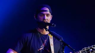 Brett Young ~ Like I Loved You ~ Joe's Live ~ 12/15/17