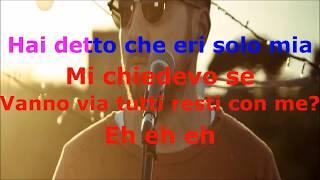 COEZ    LE LUCI DELLA CITTA'   Con Testo    Karaoke