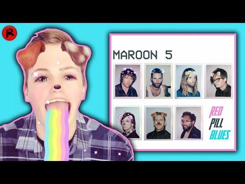 Maroon 5 – Red Pill Blues | Album Review