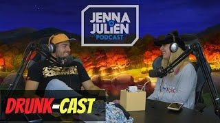 Podcast #106   Drunk Cast