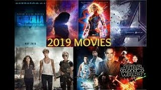 Most Viewed Movie Trailers |  May 2019