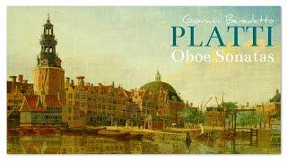 Giovanni Benedetto Platti Oboe Sonatas - Venetian Baroque Classical Music Master