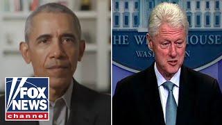 'The Five' compares Obama, Clinton's extensive pardon record to Trump's