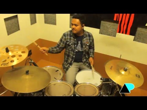 KAZ RODRIGUEZ - ROCK STEADY Drum Cover by Agustian Putra