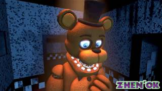 [SFM | FNAF] (Short) Disturbed - Sound Of Silence (Cover By DAGames)