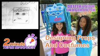 How to Design DI Props and Costumes
