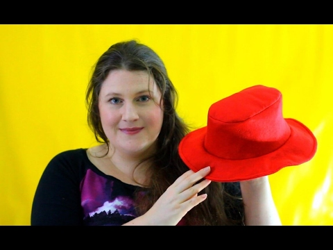 Learn how to make a quick hat free with free sewing pattern quick sewing tips by sewing bee fabrics