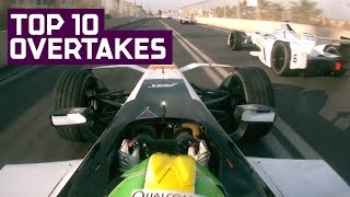 TOP 10 Best Overtakes from Marrakesh!