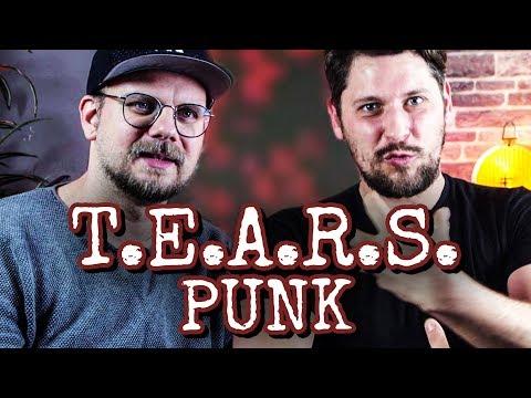 Zwei neue Helden für die Endzeit - Simons & Eddys Charaktervorstellung   T.E.A.R.S. PUNK