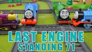 LAST ENGINE STANDING 71: Thomas The Tank Engine Toys For Kids