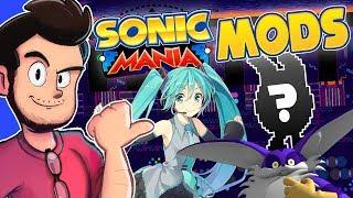 Sonic Mania Mods! - AntDude