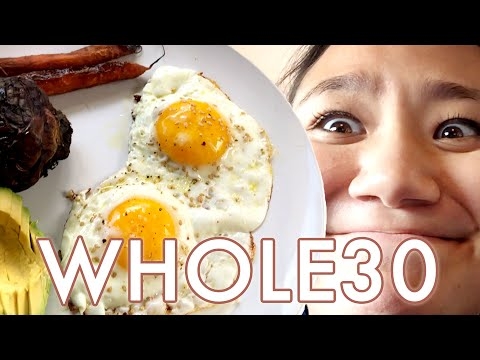 People Try The Whole30 Elimination Diet | MTW