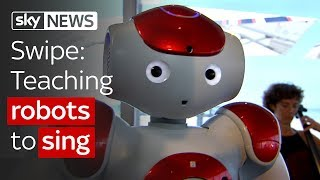 Swipe   Robot opera & how tech affects your love life
