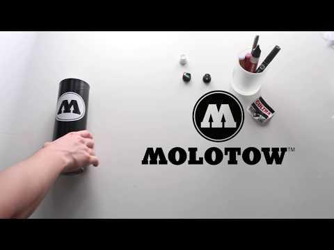 Пенал-тайник MOLOTOW Can Safe
